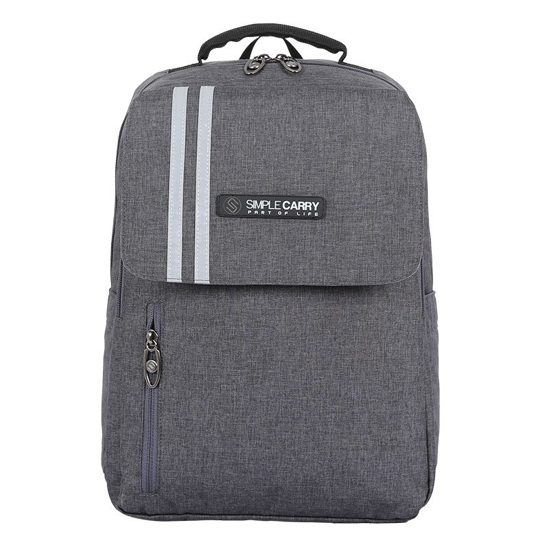 Balo laptop SimpleCarry Issac2 Safety D.Grey