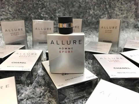 Nước hoa Nam Chanel Allure Home Sports 10ml EDT