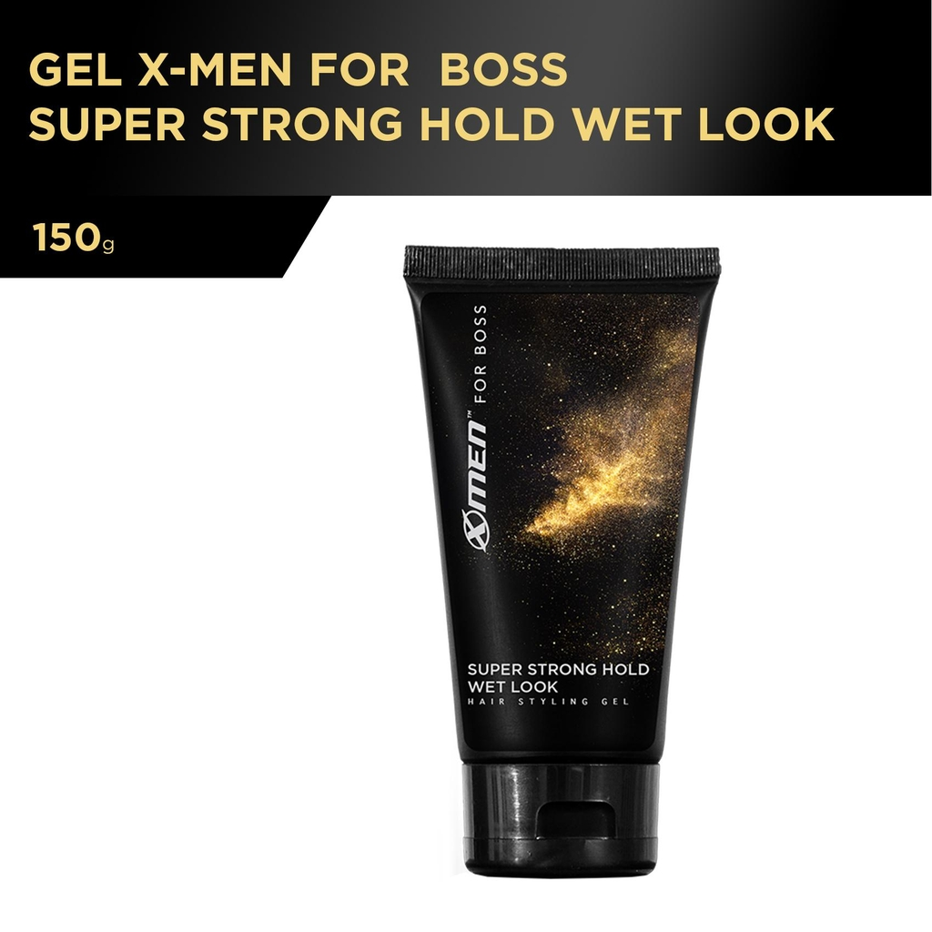 Gel Vuốt Tóc XMen For Boss Ss Hold Natural Look 150G