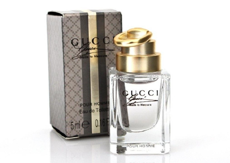 Nước hoa Nam GUCCI Made To Measure Pour Homme EDT 5ml