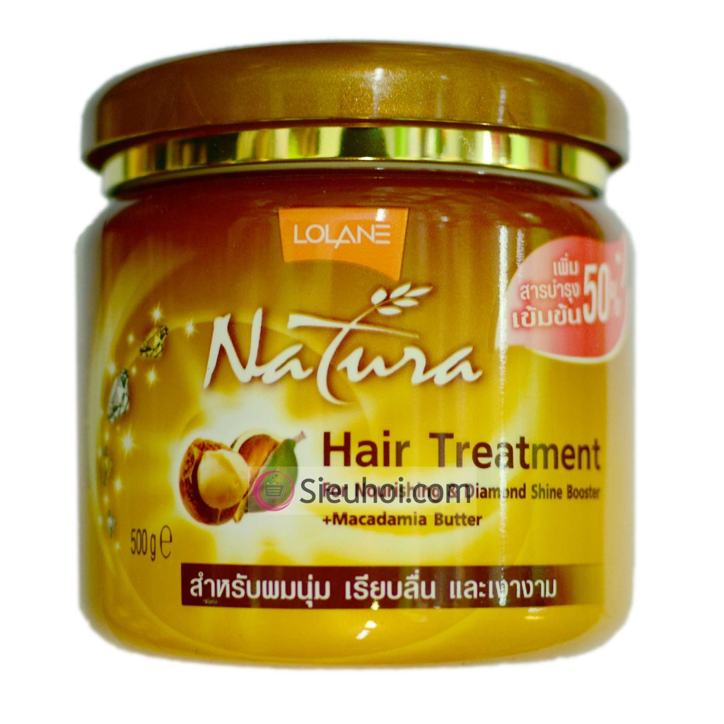 kem ủ toc NATURA Macadamia HAIR TREATMENT 500ml