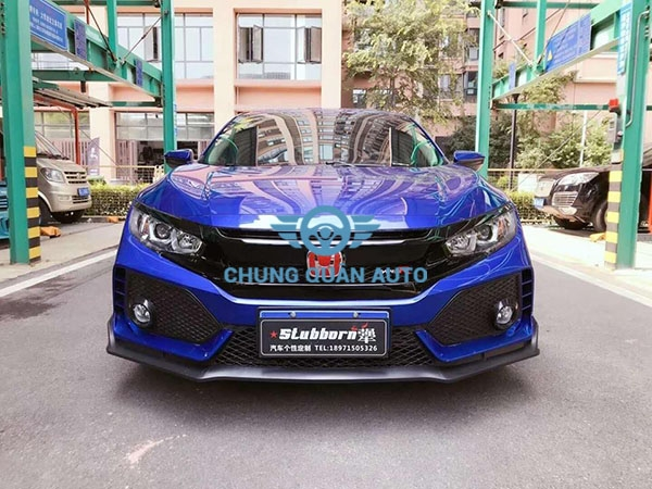 Bộ body kit Honda Civic TYPE R