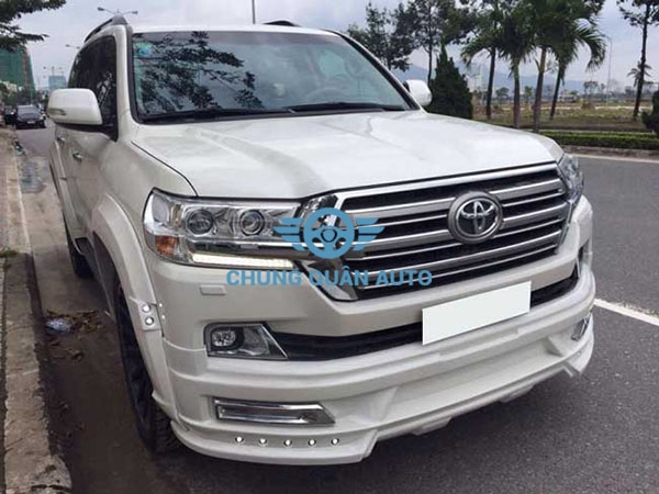 Body kit xe Toyota Land Cruiser