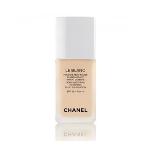 Kem nền Chanel Le Blanc Light Mastering Whitening Fluid Foundation