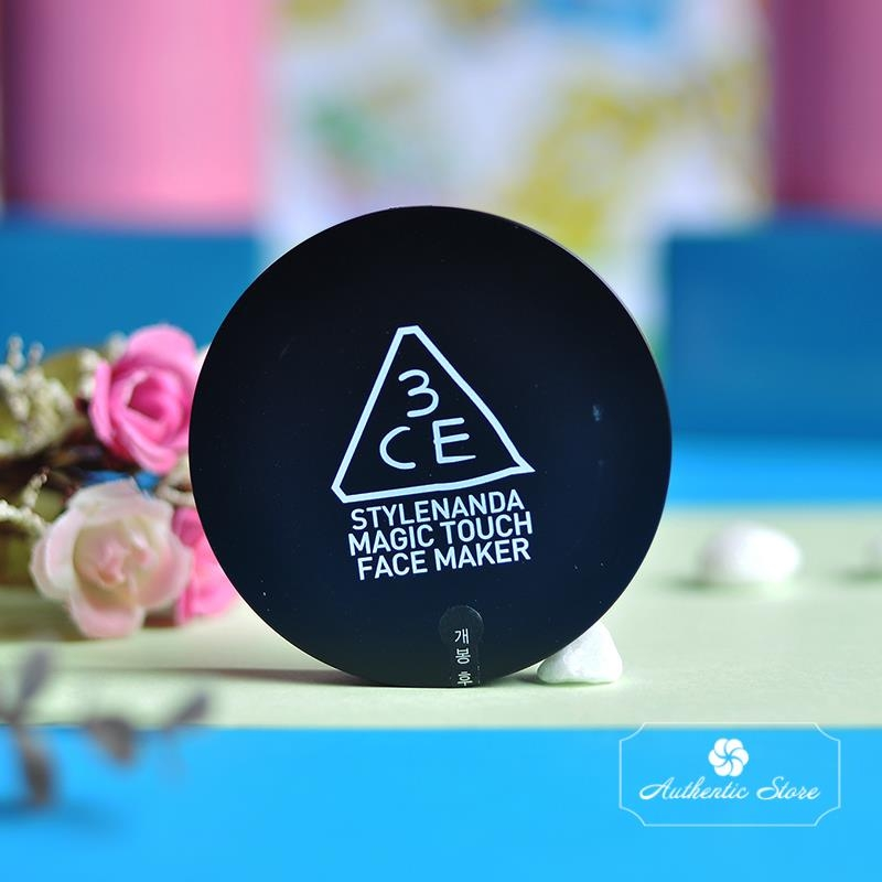 Phấn highlight tạo khối 3CE Magic touch face maker