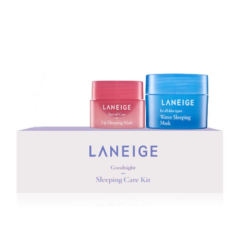 Bộ mặt nạ ngủ Laneige Goodnight Sleeping Care Kit