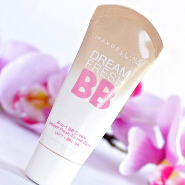 Kem BB Maybelline Dream Fresh 8-in-1 Beauty Balm