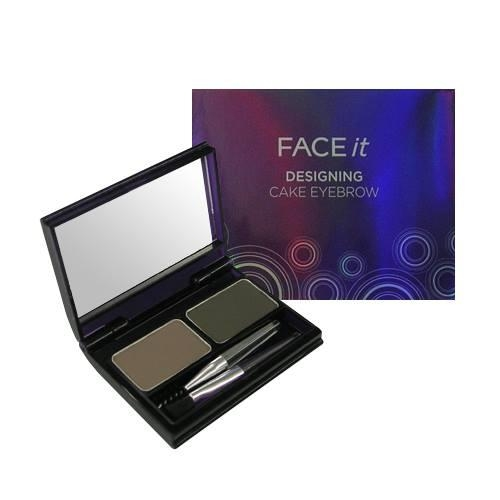 Bột kẻ chân mày The Face Shop Face It Designing Cake Eyebrow