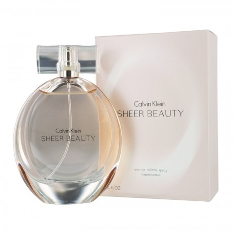 NƯỚC HOA CALVIN KLEIN SHEER BEAUTY WOMEN 50ML