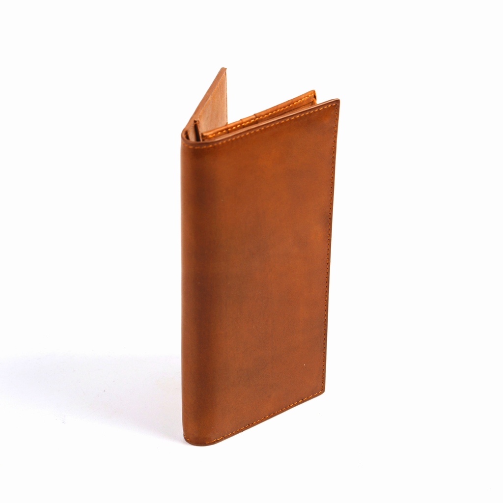 TONKIN LONG WALLET - LIGHT BROWN - VD01