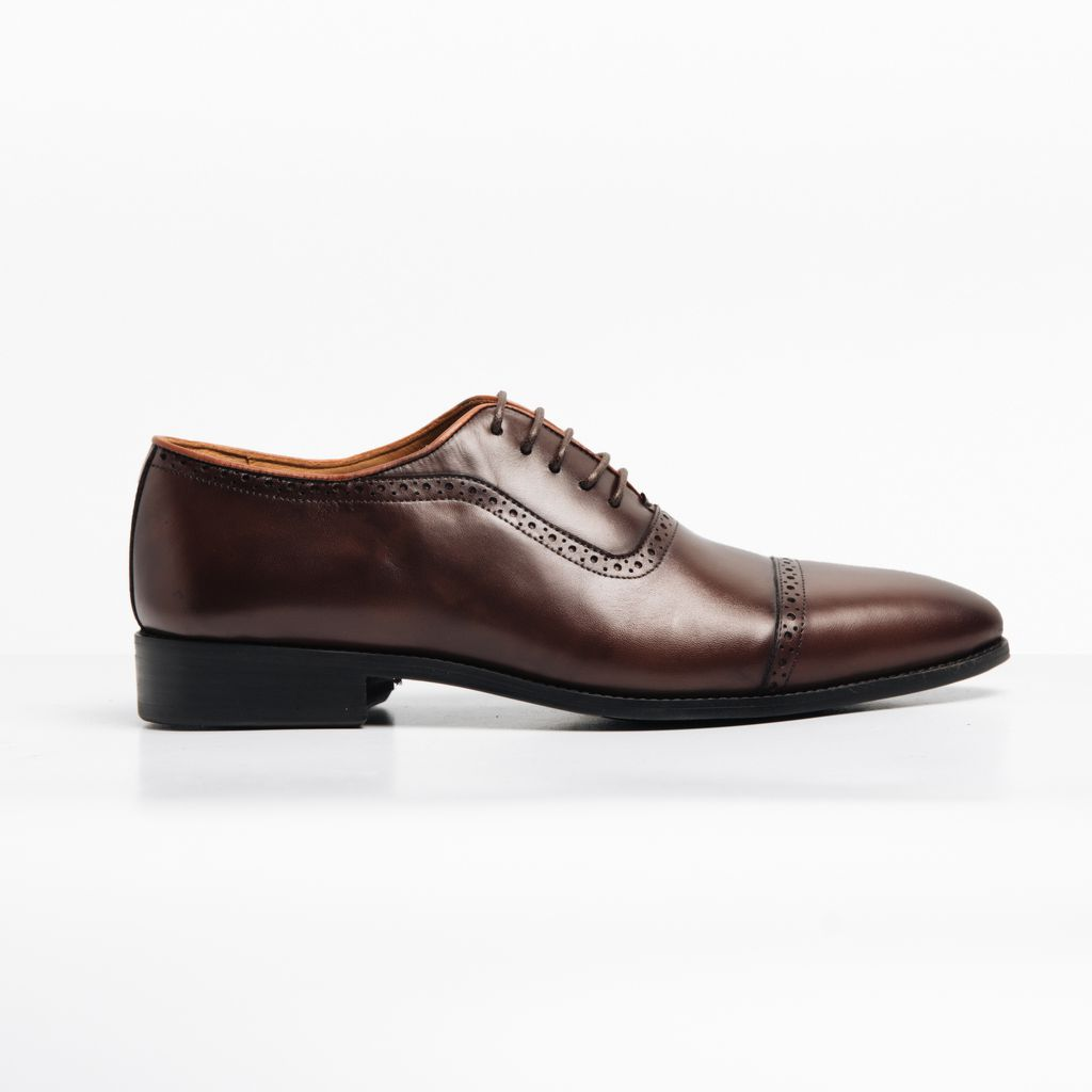 SEMI-BROGUES OXFORDS - OF12