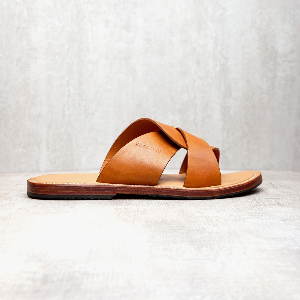 INDOCHINE SLIDE SANDALS - SD03