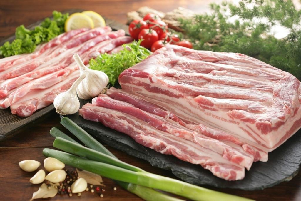 Thịt ba chỉ heo MarketHome- Ở Nhà đi chợ
