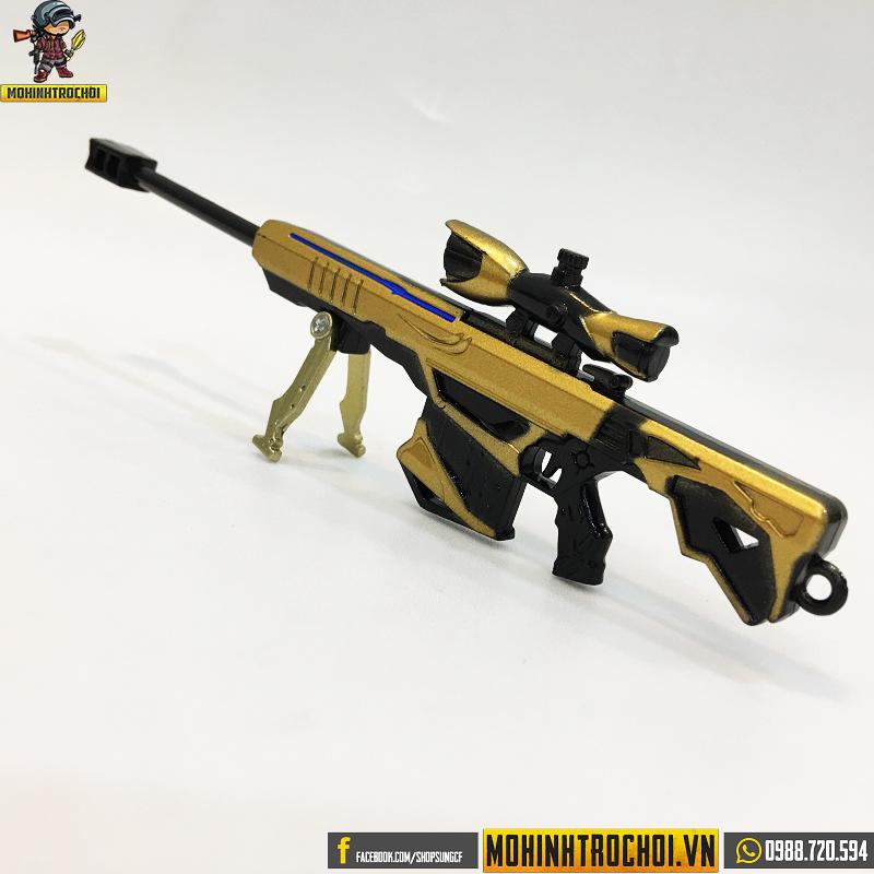 Mô Hình 3Z Iron Nobe Gold - Đột Kích - Crossfire