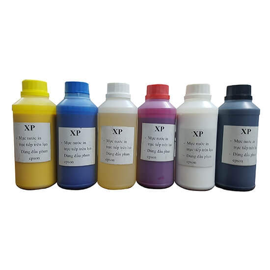 Textile pigment ink 500ml  (Finishing)