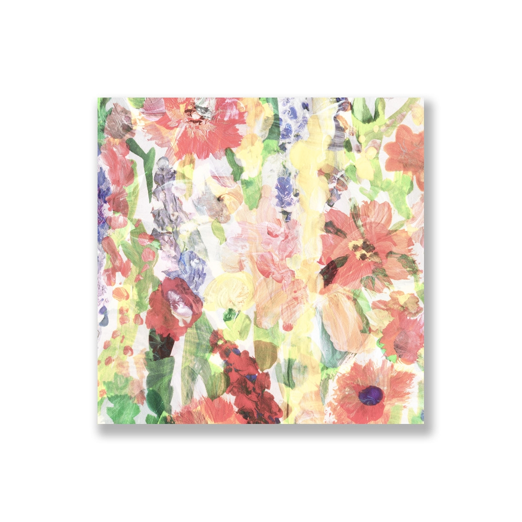 Tranh Flower pattern painting S0221