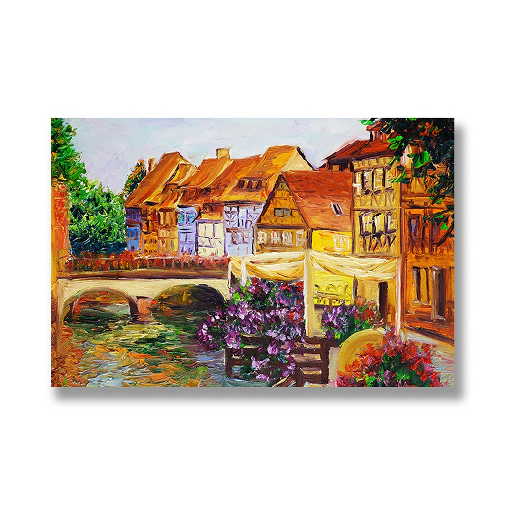 Tranh Canvas Beautiful Landscape SNS328
