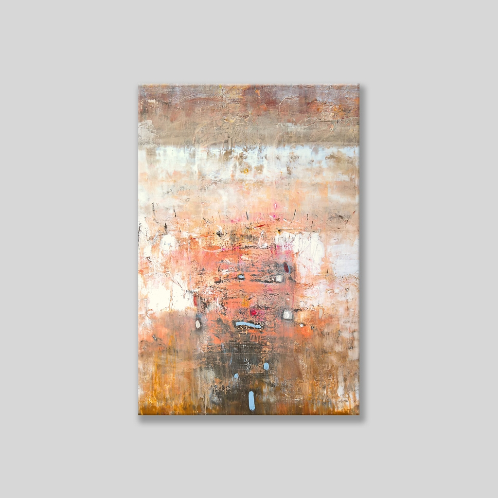 Tranh Abstract painting SU0094