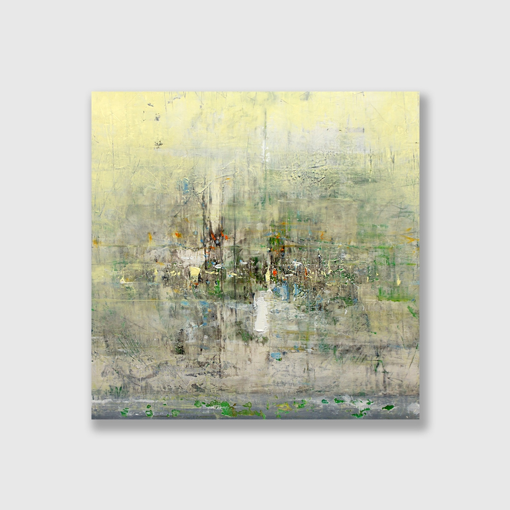 Tranh Abstract painting SU0139