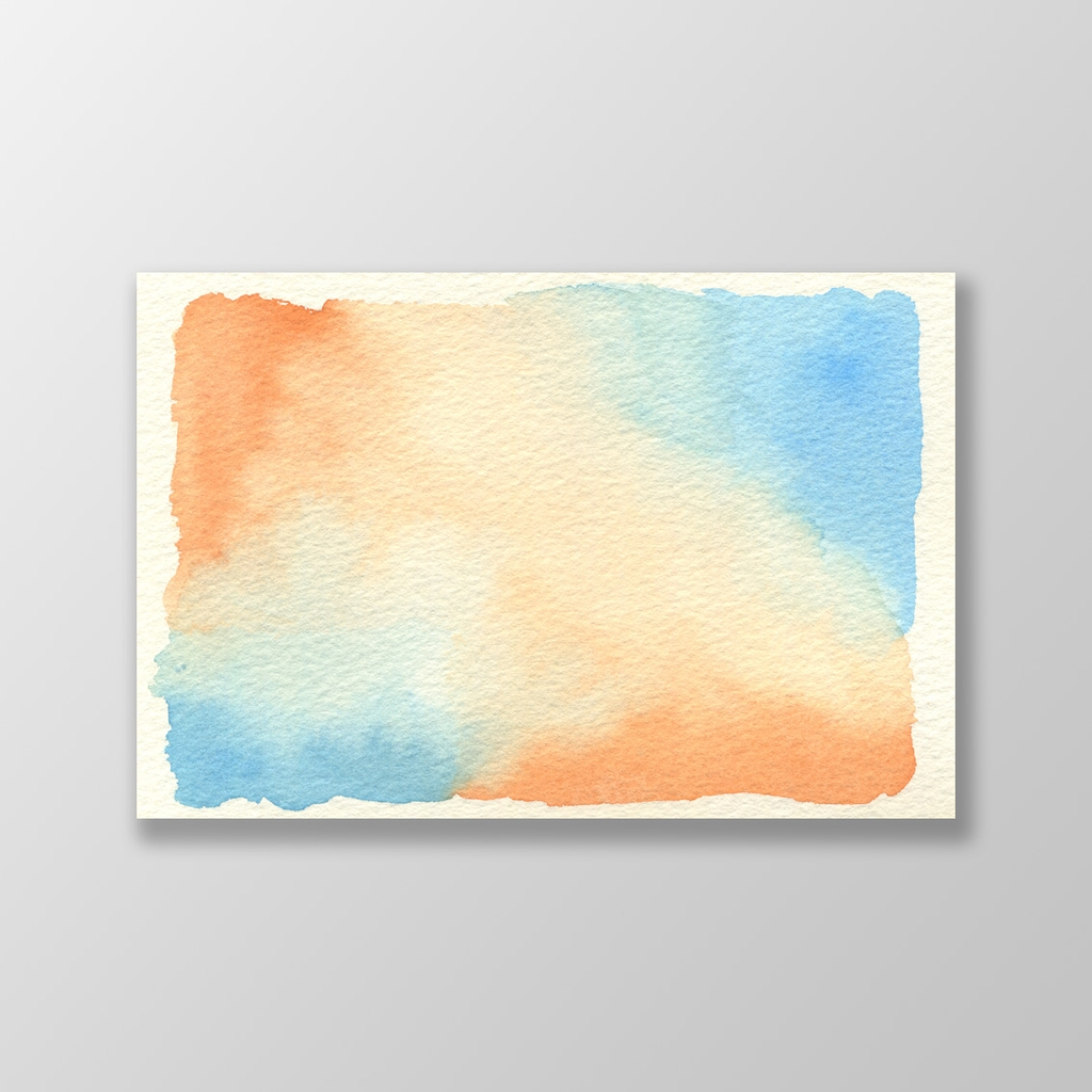 Tranh Abstract watercolor SU0142