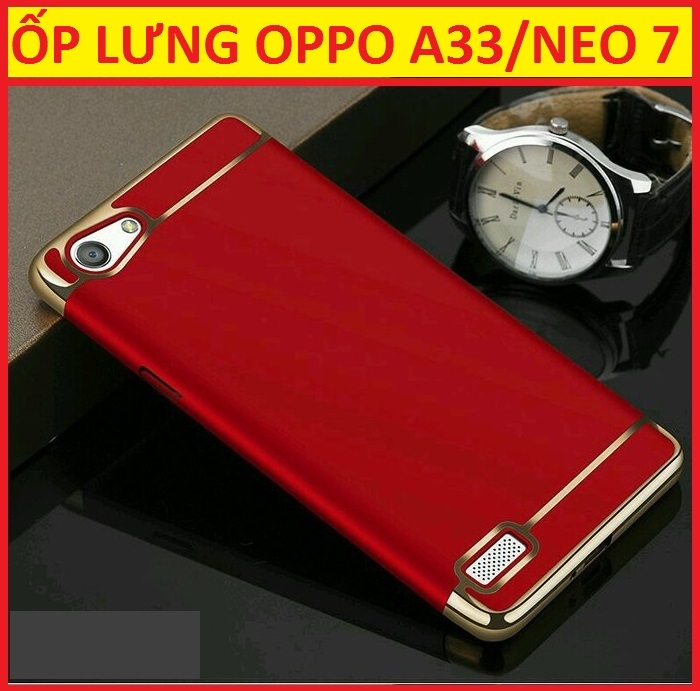 ỐP LƯNG OPPO A33