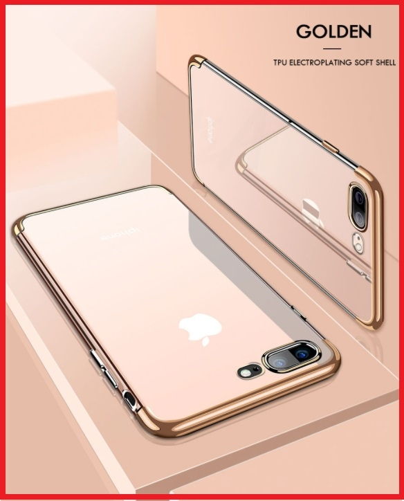 ỐP LƯNG IPHONE 8 PLUS XI VIỀN