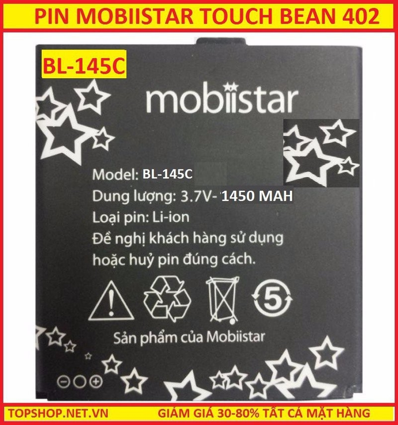 PIN MOBIISTAR BL-145C