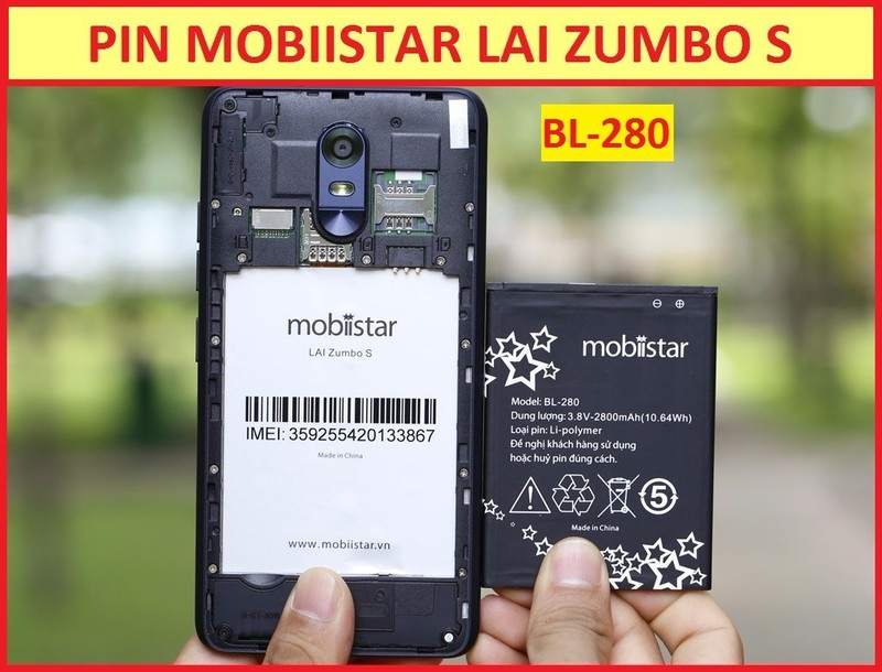 PIN MOBIISTAR BL-280