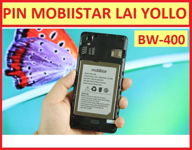 PIN MOBIISTAR BW-400