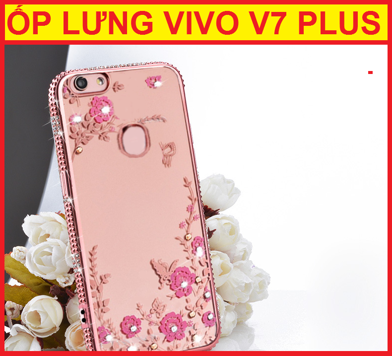 ỐP LƯNG VIVO V7 PLUS