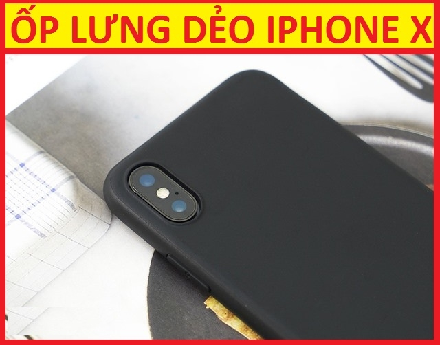 ỐP LƯNG IPHONE X