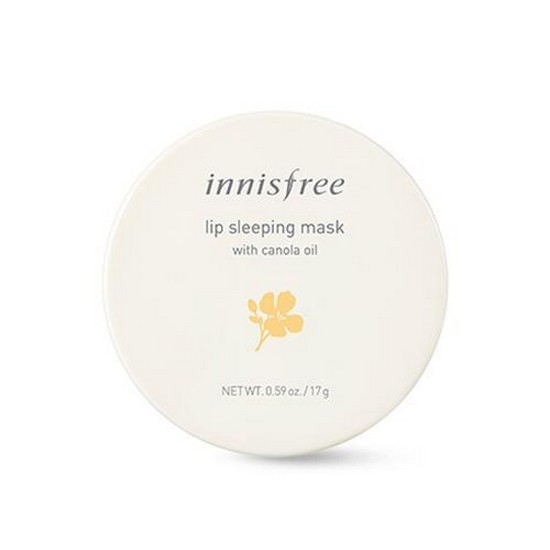 MẶT NẠ NGỦ MÔI INNISFREE LIP SLEEPING PACK WITH CANOLA HONEY