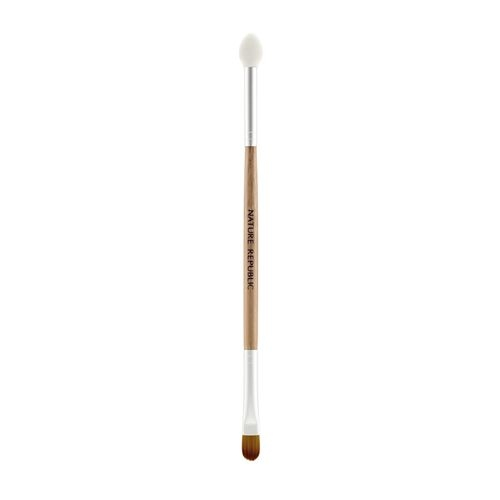Cọ Bầu Mắt Nature Republic Eye Shadow Dual Brush