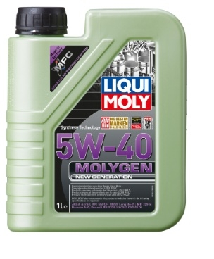 Molygen new generation 5w.40