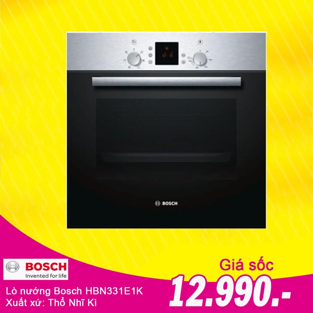 Lò nướng Bosch HBN331E1K chính hãng khuyến mãi giá rẻ