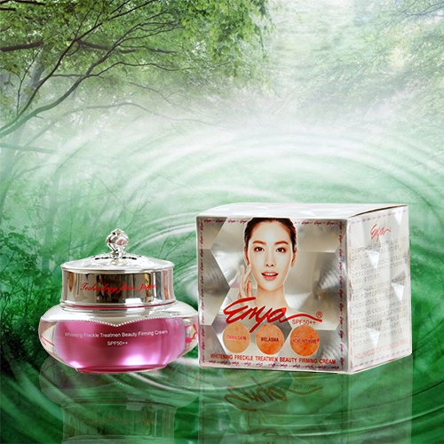 ENYA WHITENING FRECKLE TREATMEN BEAUTY FIRMING CREAM