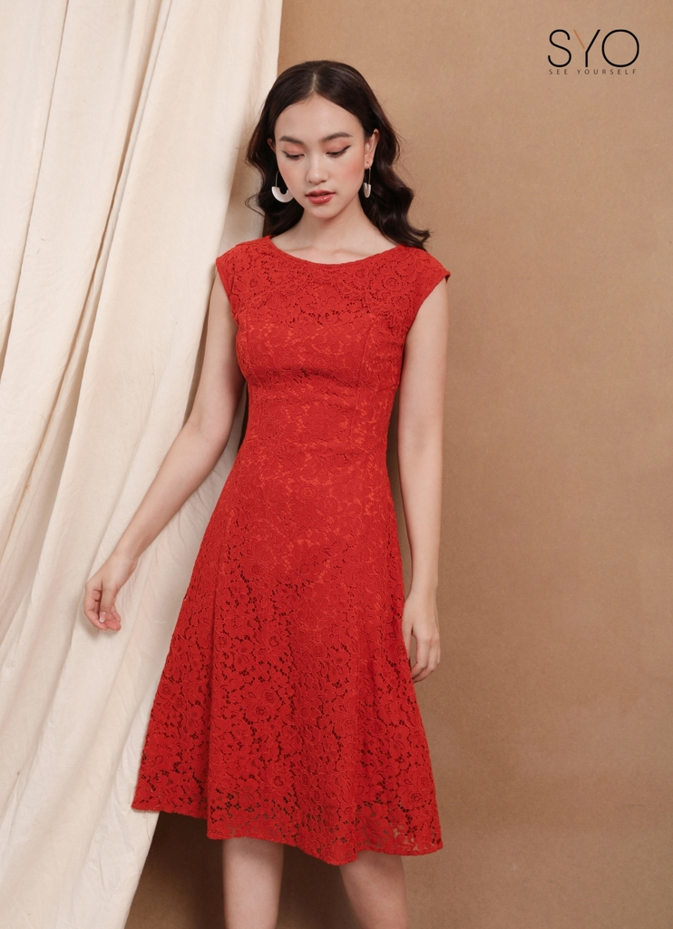 Đầm Sedum Dress D1929