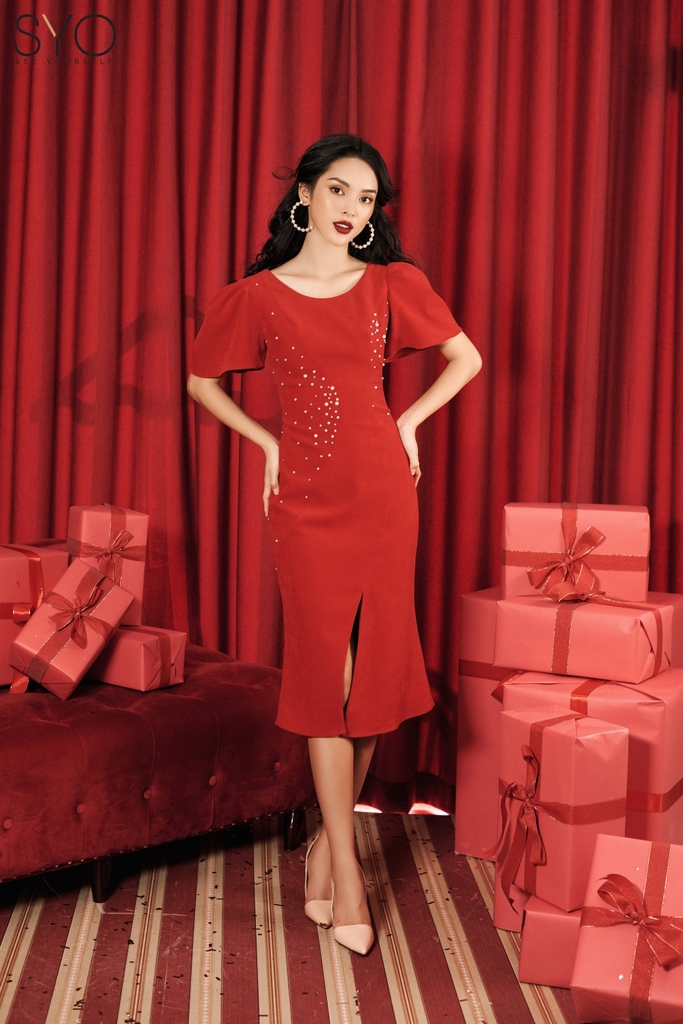 Đầm tiệc Emma Dress D4819030