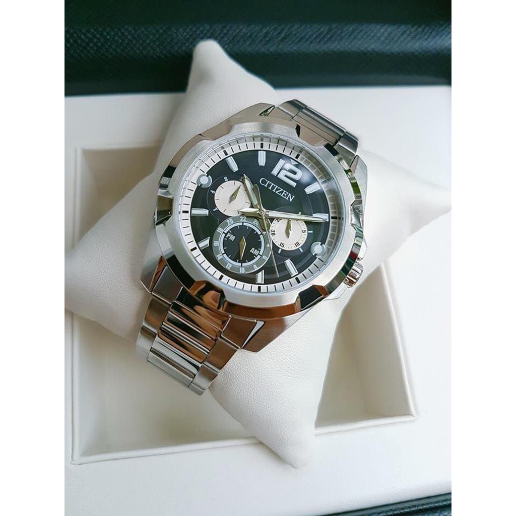 Đồng hồ nam CITIZEN Quartz AG8330-51E chính hãng VUA ĐỒNG HỒ