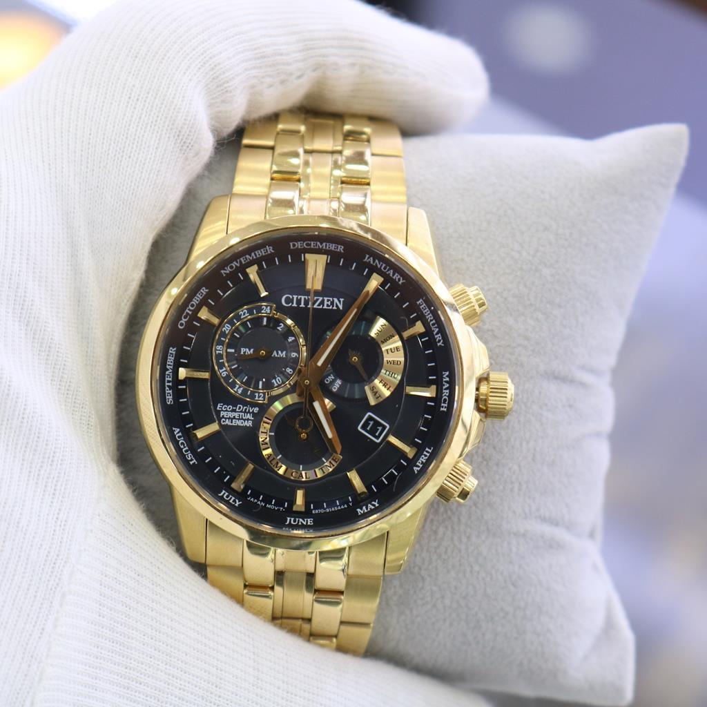 Đồng hồ nam CITIZEN Eco-Drive BL8142-84E chính hãng