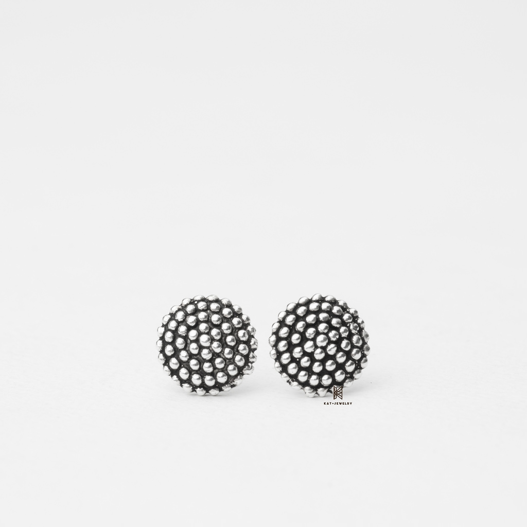 E STUD MULTI TINY BALL WITH OXIDIZE