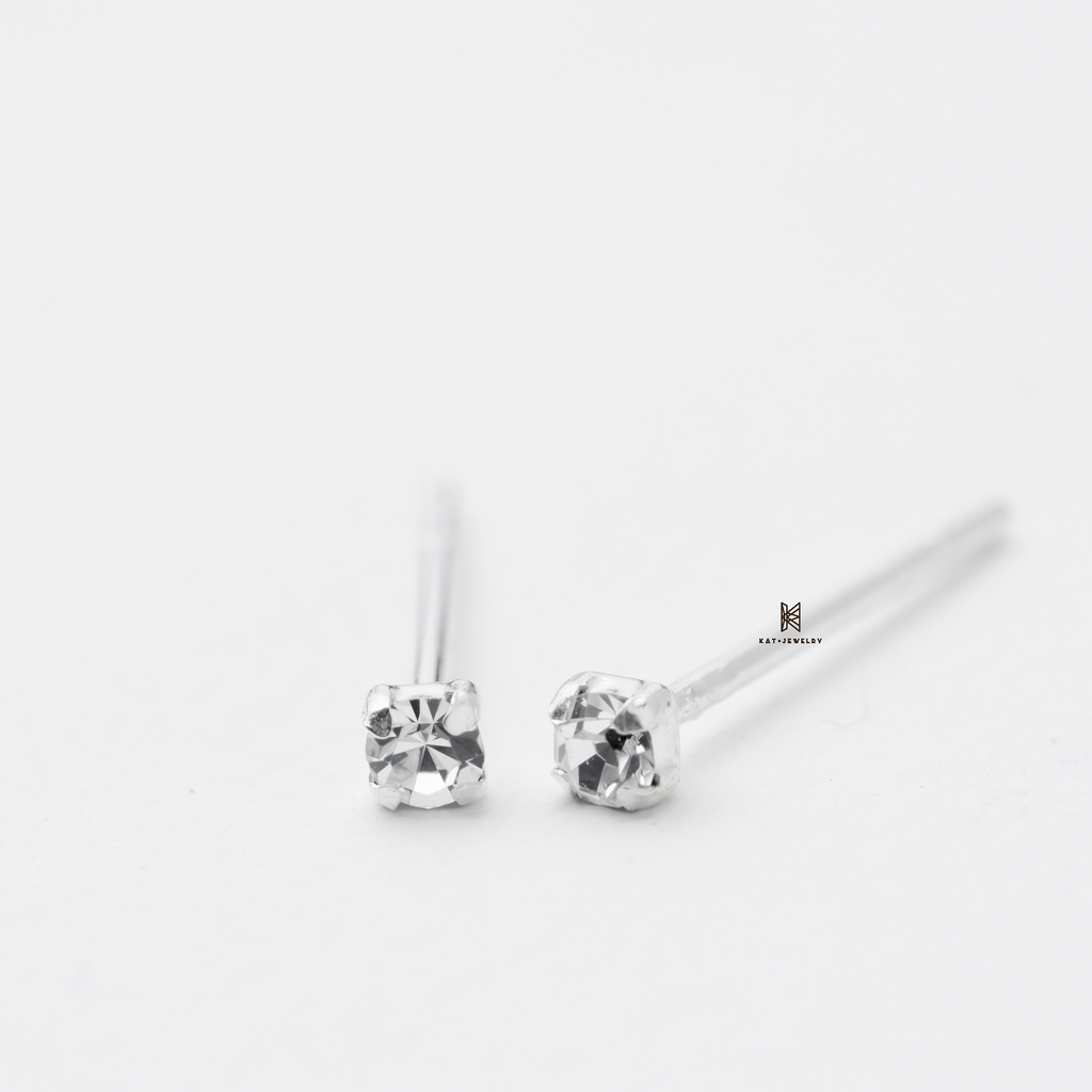 E STUD GEM 2mm