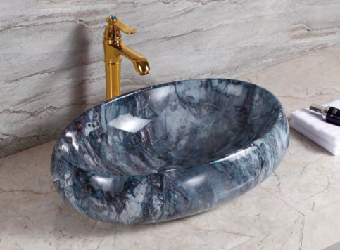 CEREMICS BATHROOM BASIN 054-10
