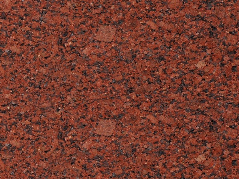 IMPORTED NATURAL STONE - INDIA GRANITE - NEW IMPERIAL RED