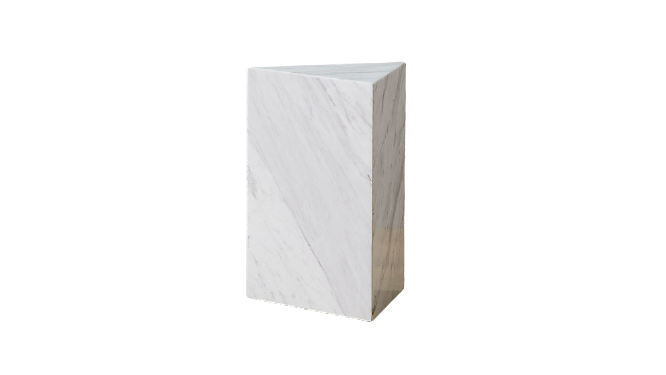 TRI MARBLE SIDE TABLE - ST06