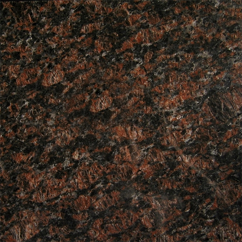 IMPORTED NATURAL STONE - INDIA GRANITE - TANBROWN