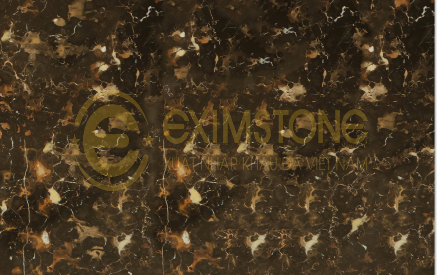 VIETNAM STONE - BROWN MARBLE SLAB