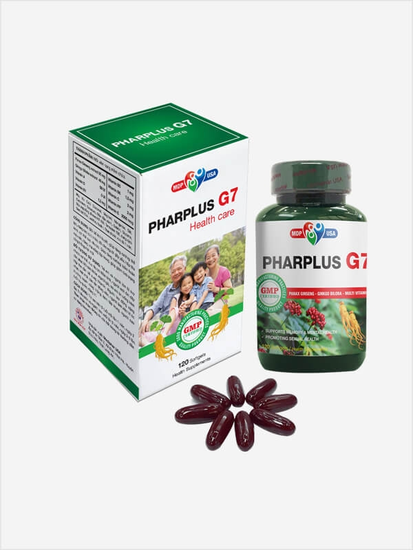 Pharplus G7 - Softgels