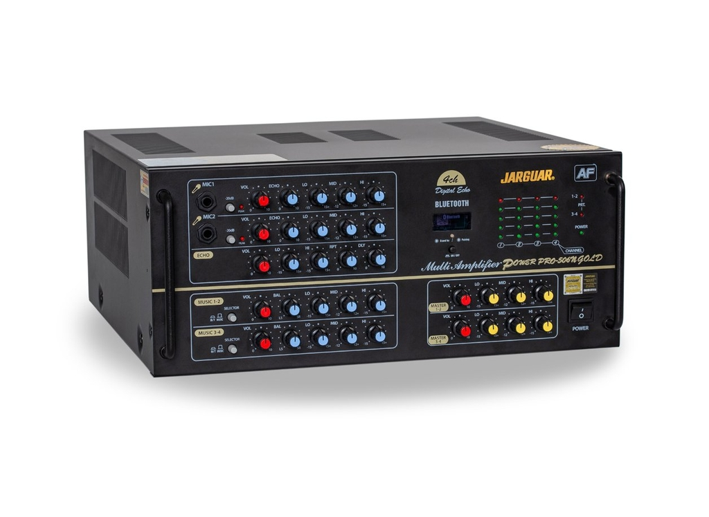 Amply Jarguar Pro-506N GOLD Anti-Feedback 2019