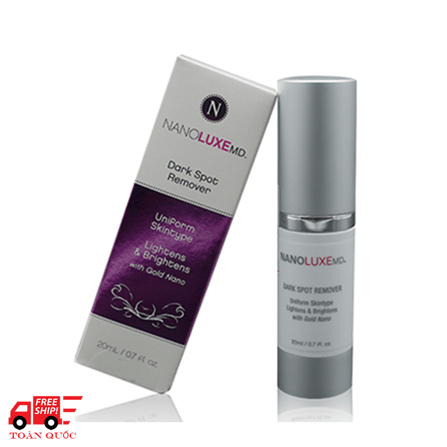 Serum giảm nám Dark Spot Remover Nanoluxe Reluma MD 20ml